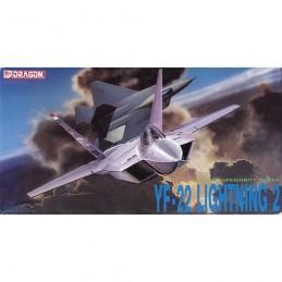 D2508 1:72 YF-22 LIGHTNING 2