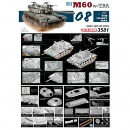 D3581 1:35 IDF M60 w/ERA