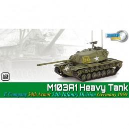 D60691 1:72 M103A1 HEAVY TANK