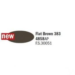 4858AP AKRYL - FLAT BROWN 383