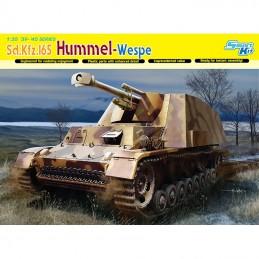 D6535 1:35 HUMMEL-WESPE le...