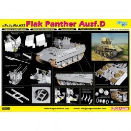 D6899 1:35 FlaK PANTHER...