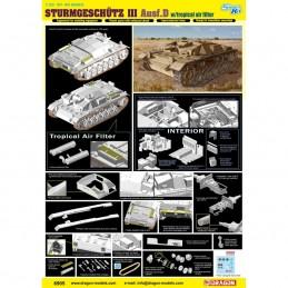 D6905 1:35 STUG.III Ausf.D...