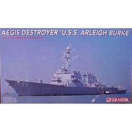 D7029 1:700 U.S.S. ARLEIGH...