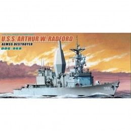 D7031 1:700 USS ARTHUR...
