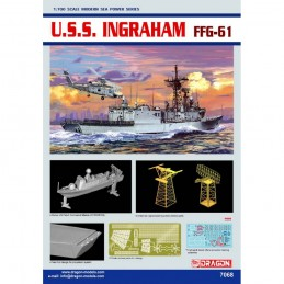 D7068 1:700 USS INGRAHAM...