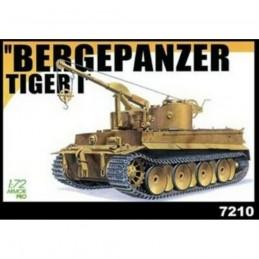 D7210 1:72 BERGEPANZER...