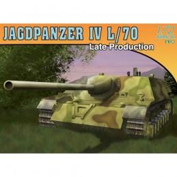 D7293 1:72 JAGDPANZER IV L/70