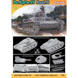D7530 1:72 Pz.Kpfw.IV Ausf.D