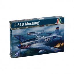 I0086 1:72 F-51 D MUSTANG