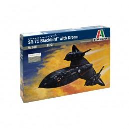 I0145 1:72 SR71 BLACKBIRD...