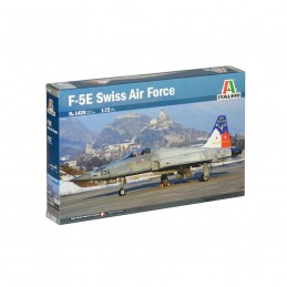 I1420 1:72 F-5E SWISS AIR...