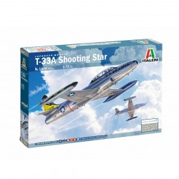 """I1444 1:72 T-33A """"Shooting..."""