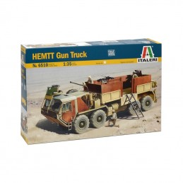 I6510 1:35 HEMTT GUN TRUCK