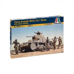 I6543 1:35 CARRO ARMATO...