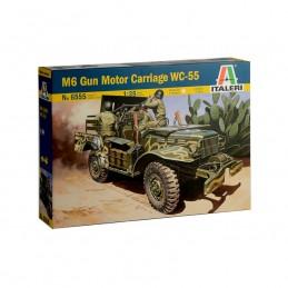 I6555 1:35 M6 Gun Motor...