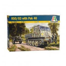 I6563 1:35 RSO/03 with PAK 40
