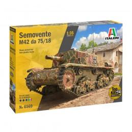 I6569 1:35 SEMOVENTE M.42...