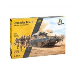 I6579 1:35 CRUSADER Mk.II...