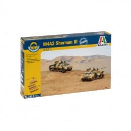 I7511 1:72 M4A2 SHERMAN