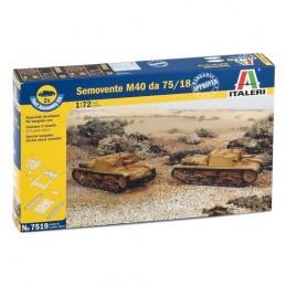 I7519 1:72 SEMOVENTE M40 da...