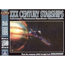 NSF001 STARSHIPS