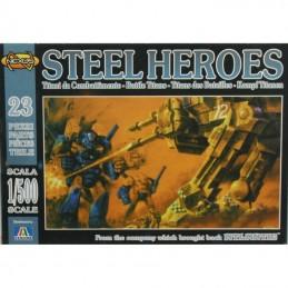 NSF003 STEEL HEROES
