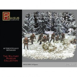 PG7272 1:72 WWII Russian...