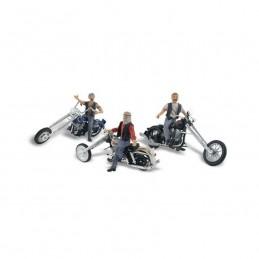 WAS5554 H0: Motocykle Bad...