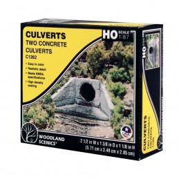 WC1262  HO scale Culvert...