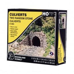WC1264  HO scale Culvert...