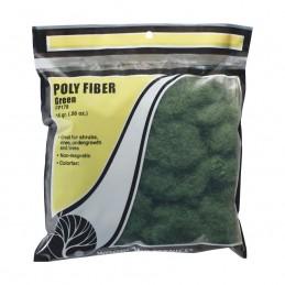 WFP178 POLY FIBER - GREEN...