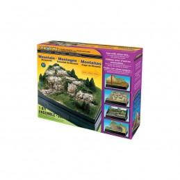 WSP4111 Mountain Diorama Kit