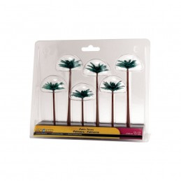 WSP4152 Palm Trees