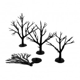 WTR1122  3-5in. Tree Armatures