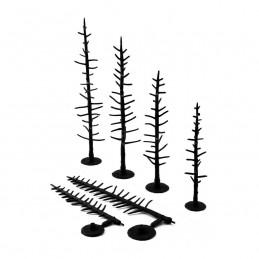 WTR1125  4-6in. Tree Armatures