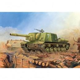 Z3532 1:35 SOVIET TANK...
