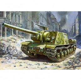 Z3534 1:35 ISU-122