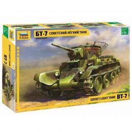 Z3545 1:35 SOVIET TANK BT-7
