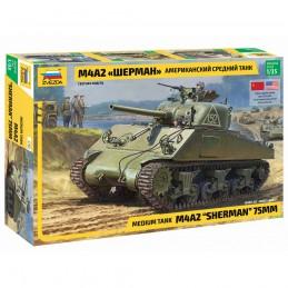 Z3702 1:35 M4A2 SHERMAN