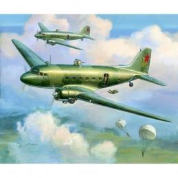 Z6140 1:200 LI-2 SOVIET...