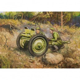 Z6145 1:72 SOVIET 76MM GUN