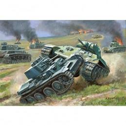 Z6222 TANK COMBAT WWII