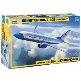 Z7027 1:144 BOEING 737-700