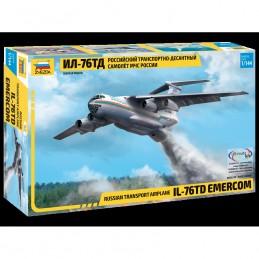 """Z7029 1:144 IL-76 TD """"EMERCOM"""""""