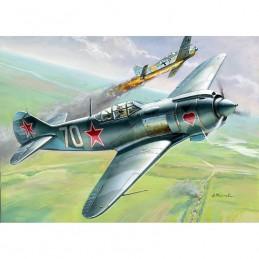 Z7203 1:72 LA-5 FN SOVIET...