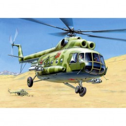Z7230 1:72 MIL-8T HELICOPTER