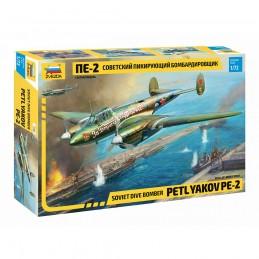 Z7283 1:72 PETLYAKOV Pe-2