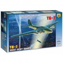 Z7291 1:72 SOVIET BOMBER TB-7