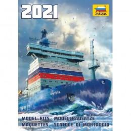 ZK2021 ZVEZDA KATALOG 2021